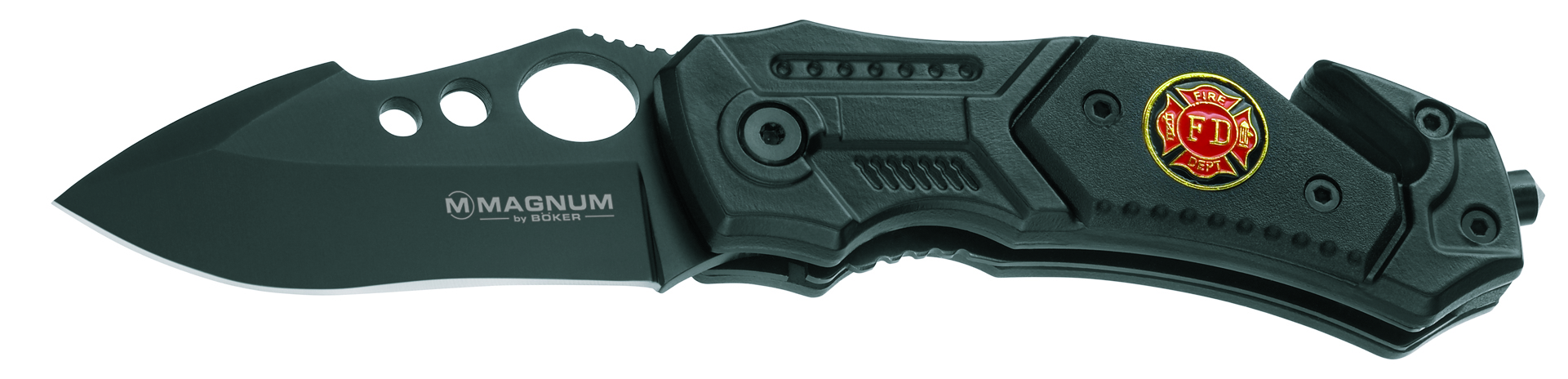 01RY409 - BOKER  MAGNUM FIRE ANT