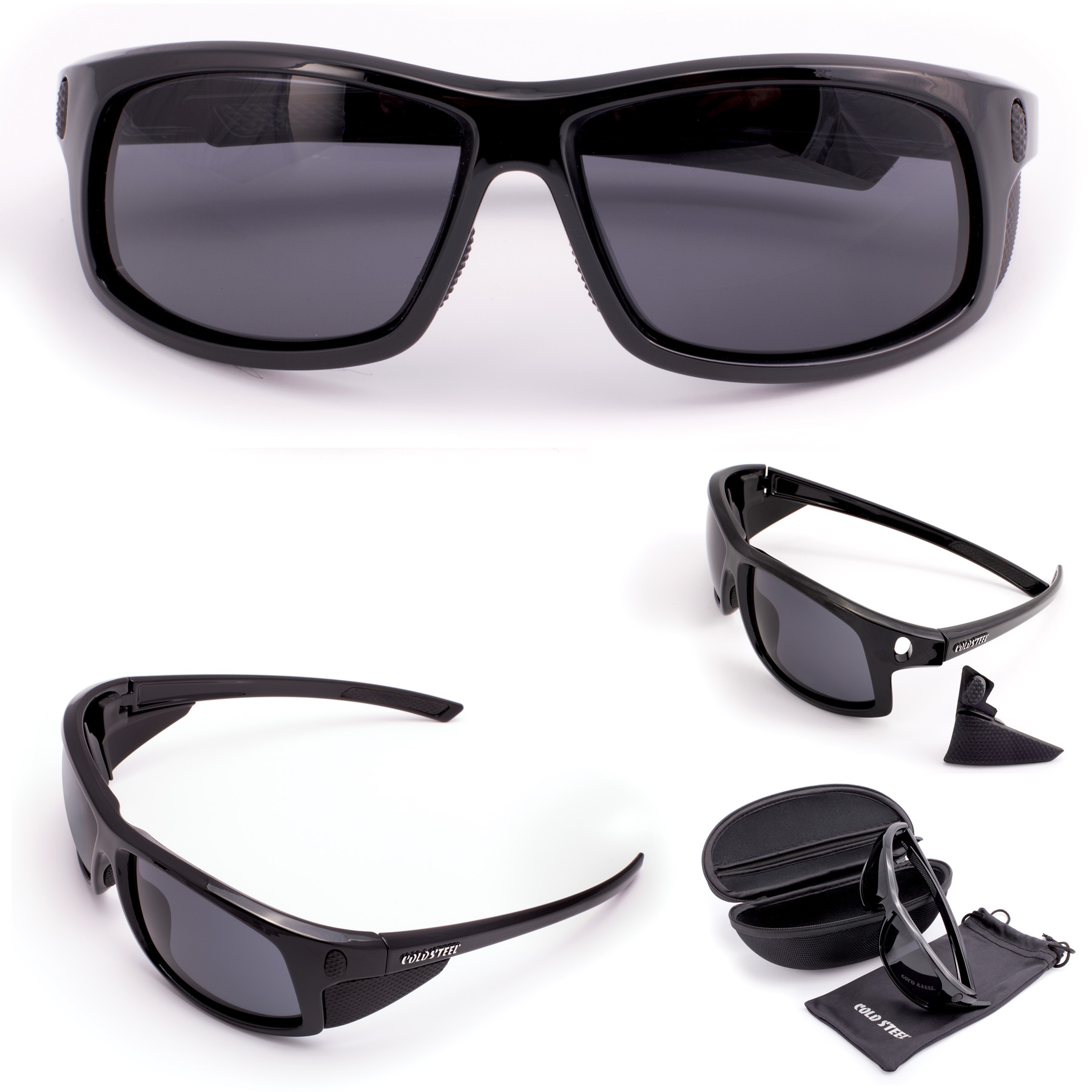 EW11 - COLD STEEL Battle Shades Mark I (Gloss Black)