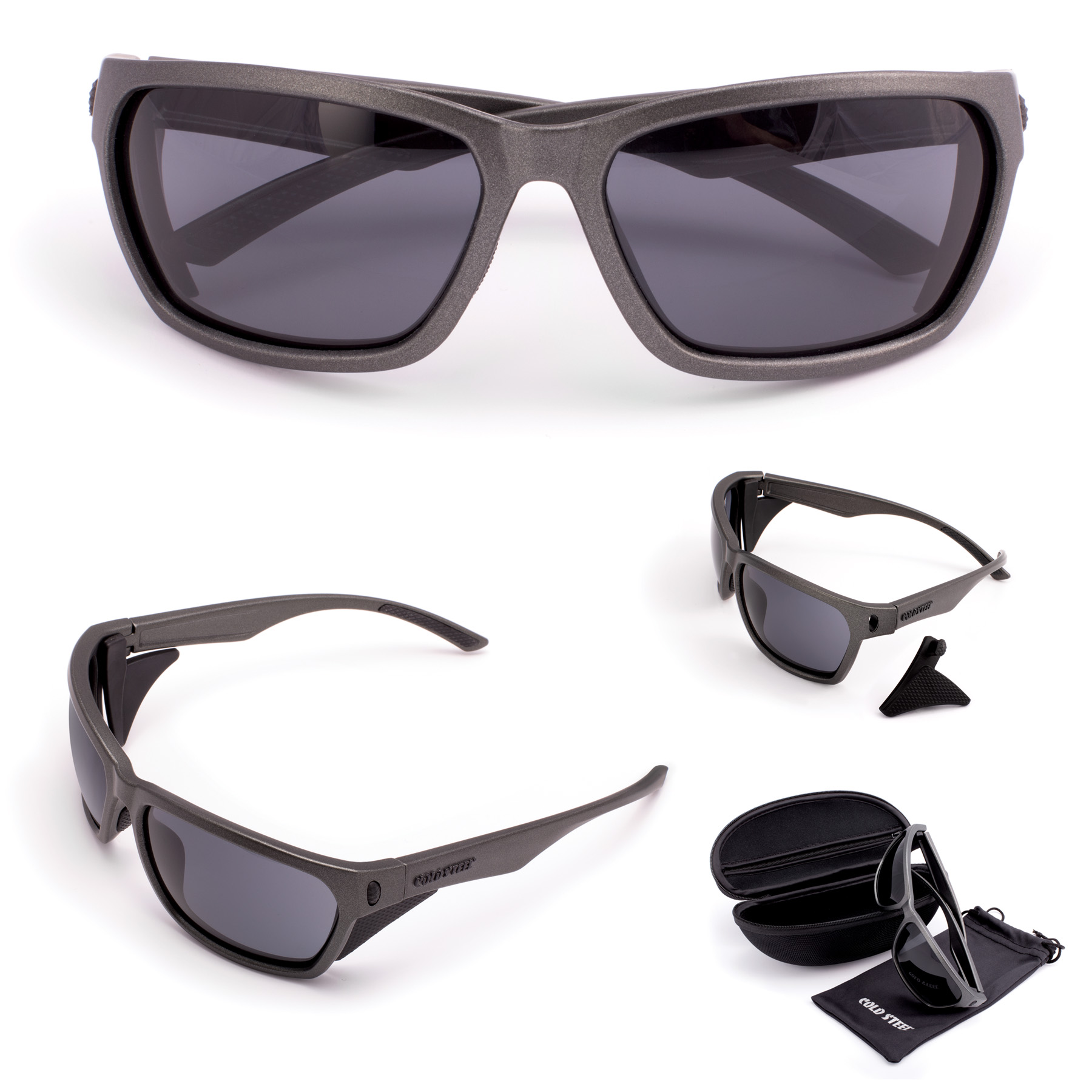 EW34M - COLD STEEL Battle Shades Mark III (Storm Grey Matte)