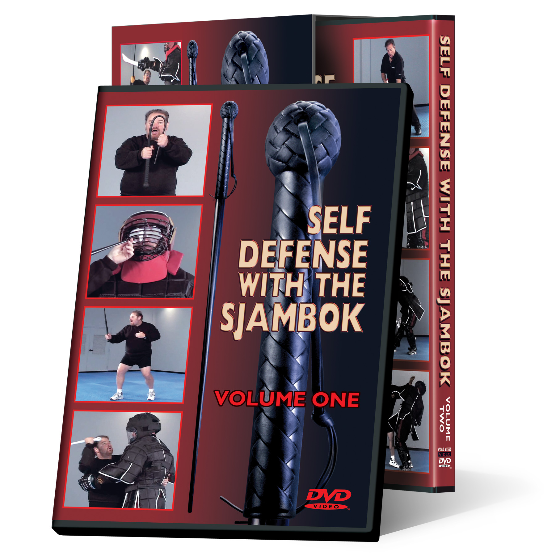 VDFSK - COLD STEEL Self Defense with the Sjambok DVD