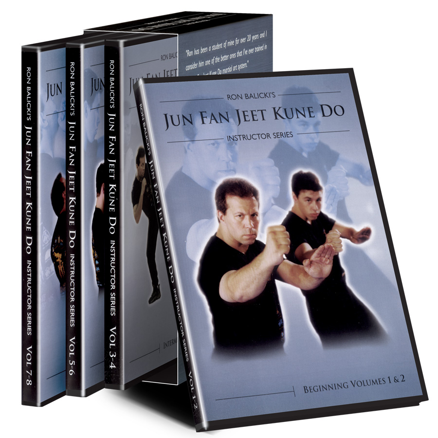VDJKD - COLD STEEL Ron Balicki?s Jun Fan Jeet Kune Do