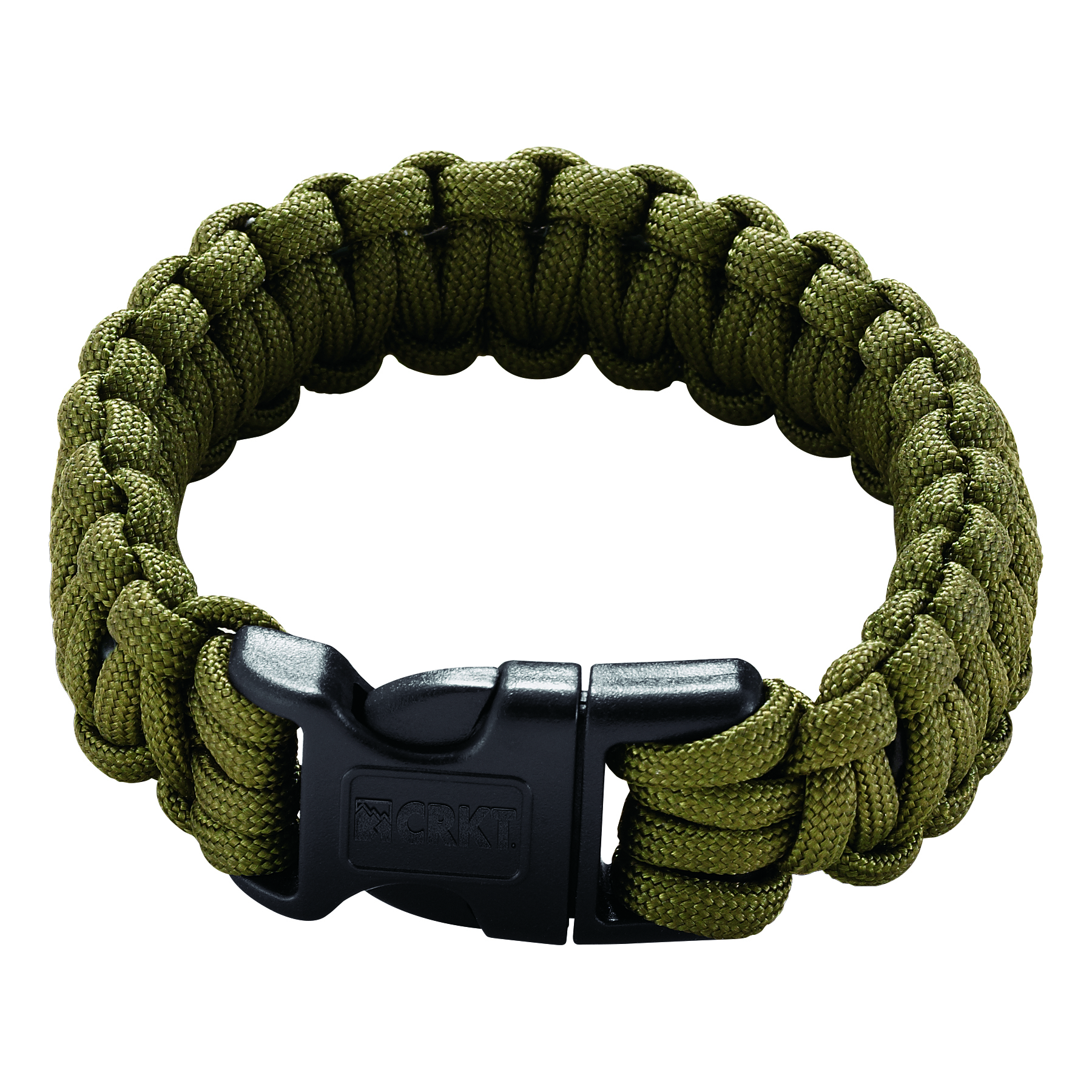 9300DS - CRKT Para-Saw Survival Bracelet Green
