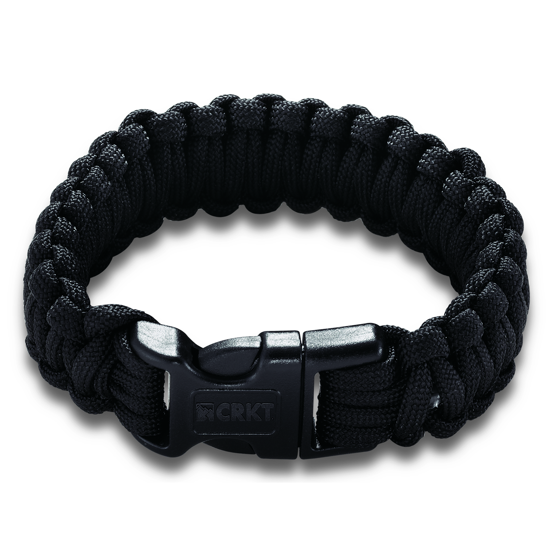 9300KS - CRKT Para-Saw Survival Bracelet Black