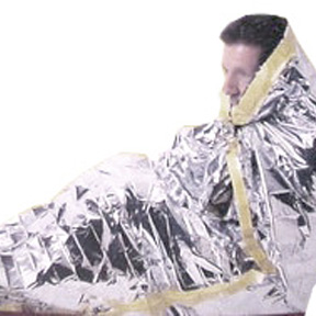 CA101 - EPP EMERGENCY MYLAR SLEEPING BAG