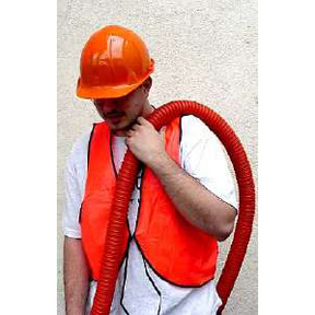 CP200 - EPP EMERGENCY ORANGE SAFETY VEST