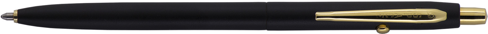CH4B - FISHER Matte Black Shuttle Space Pen