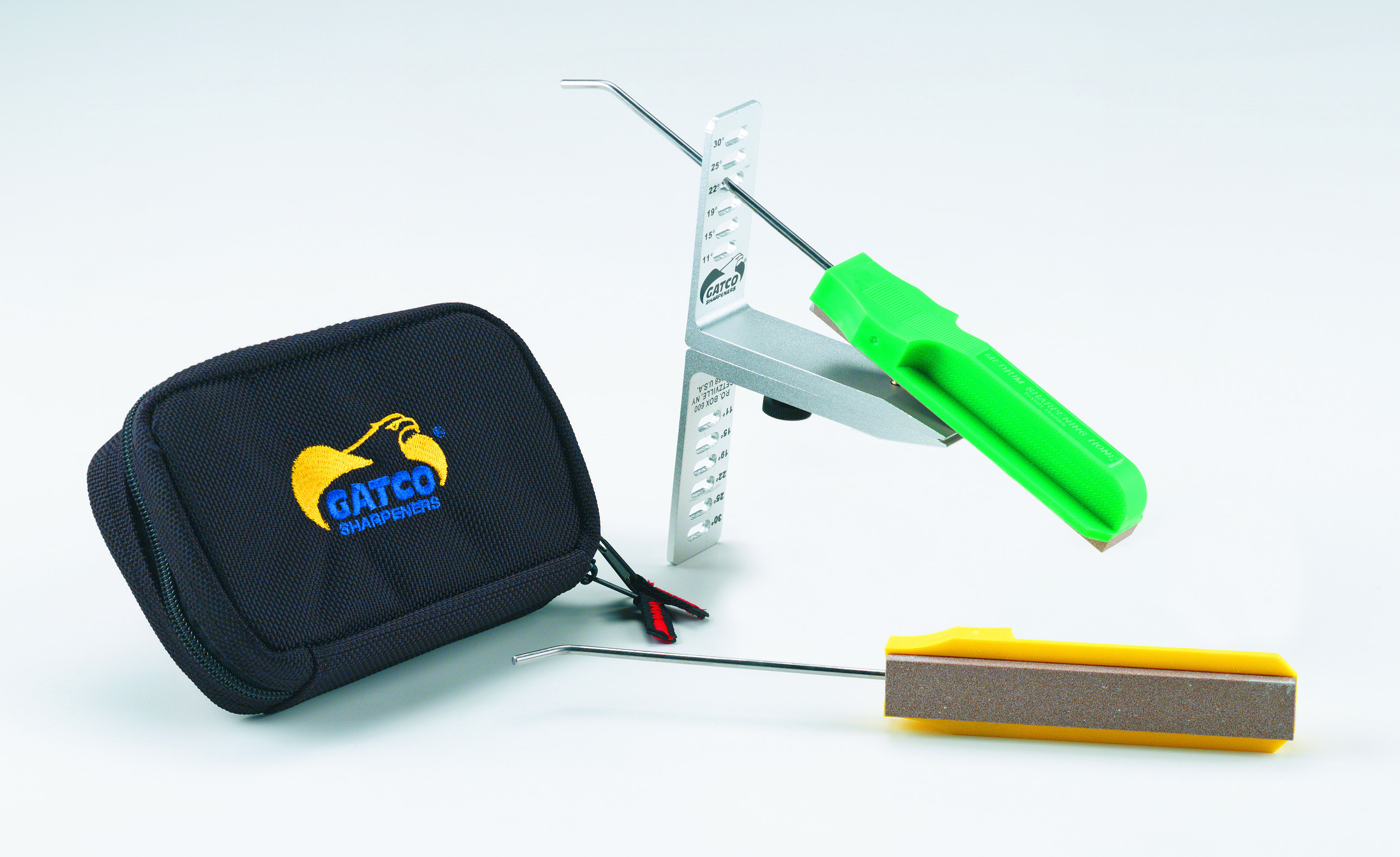 10002 - GATCO 2-HONE BACKPACKER SHARPENING SYSTEM