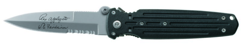 05785 - GERBER Covert Double Edge 154CM, Serrated Box