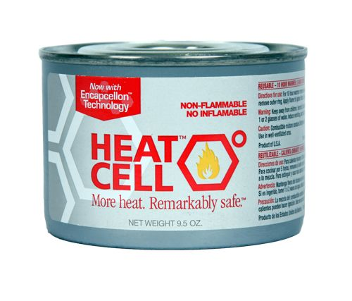 24 - HEAT CELL BULK 9.5 oz. Each