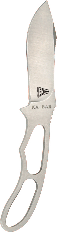 5599BP - KA-BAR ADVENTURE PIGGYBACK SILVER BLISTER PACK