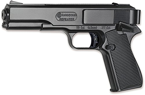 1010C - MARKSMAN BB Repeater Air Pistol .177 Caliber