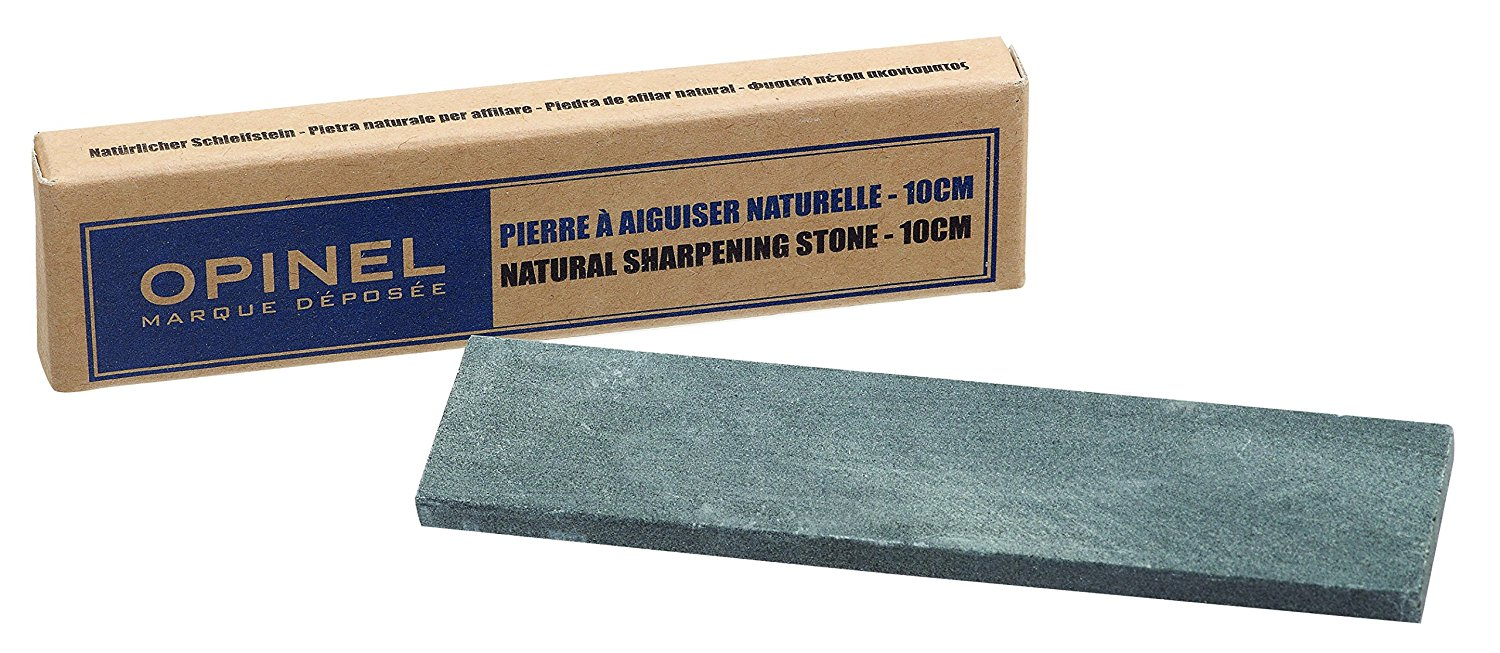 001541 - OPINEL Grinding natural stone 10cm
