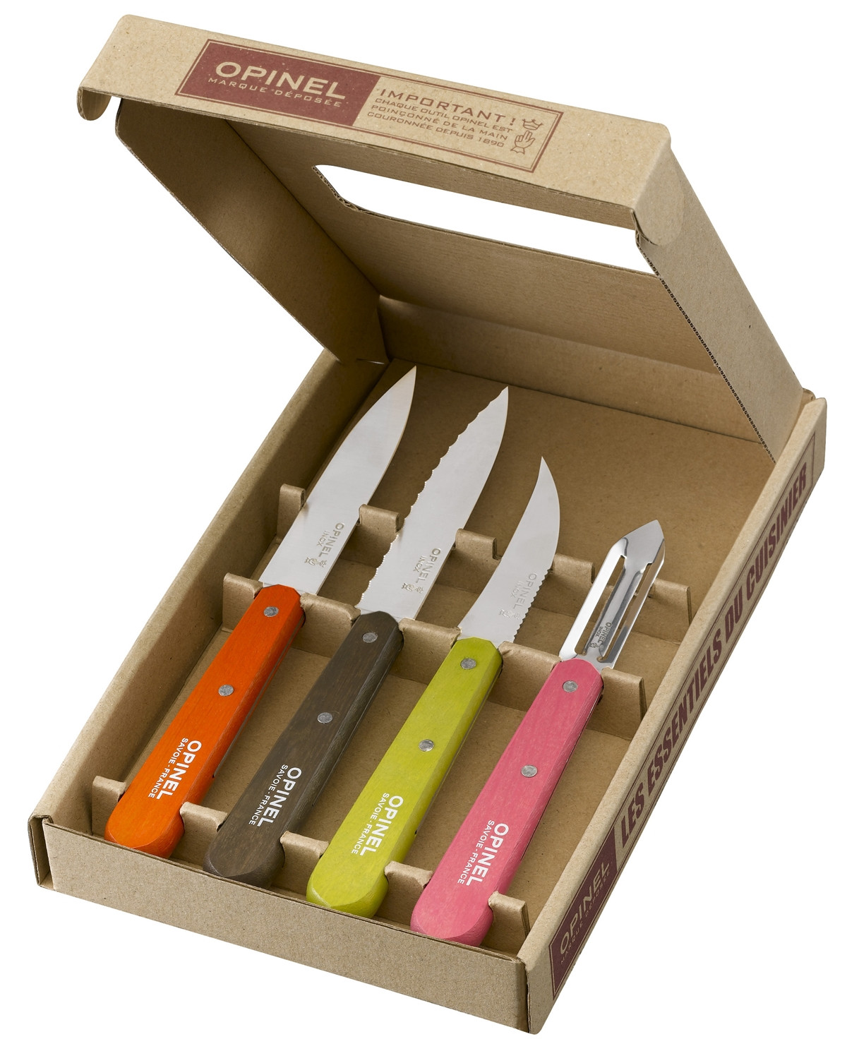 1452 - OPINEL KITCHEN Set