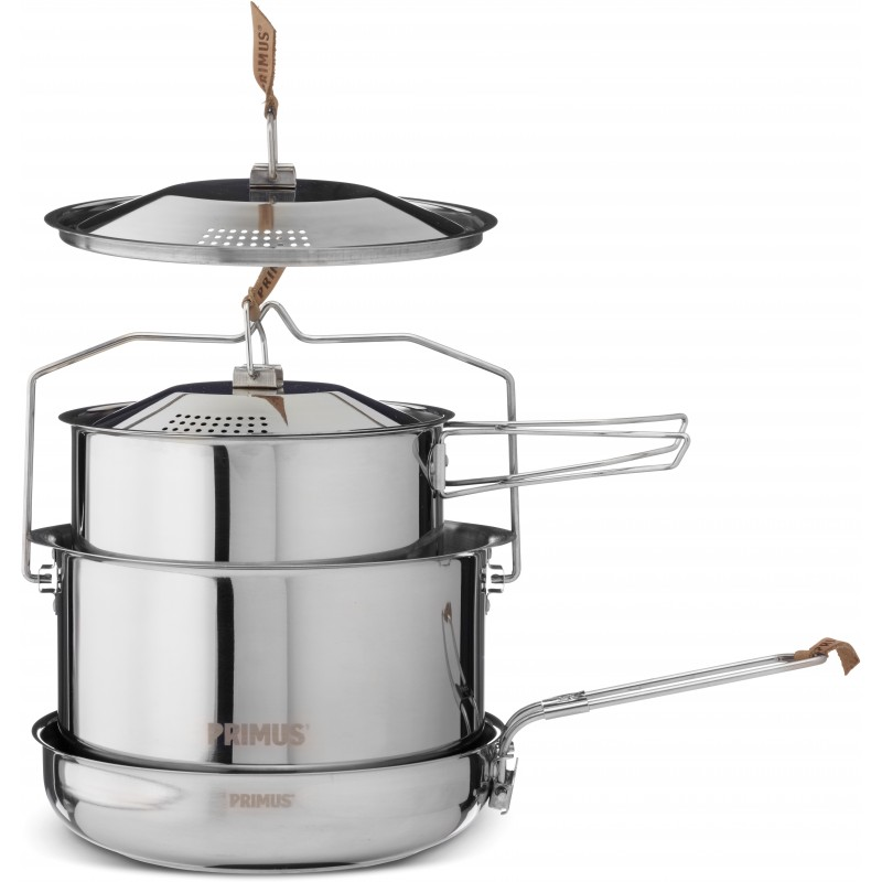 P-738001 - Primus CampFire Cookset S.S. Large
