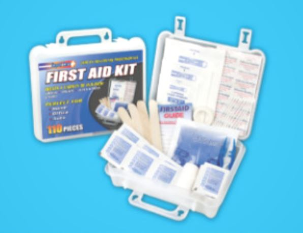 80061 - RAPID CARE 107 Pc. All Purpose Kit