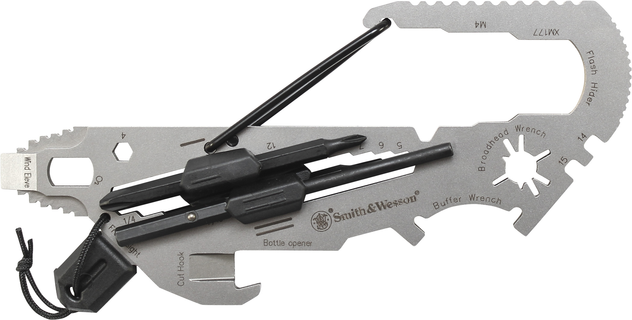 SWRT1 - Smith & Wesson Rifle & Archery Tool, 4034 Stainless Steel