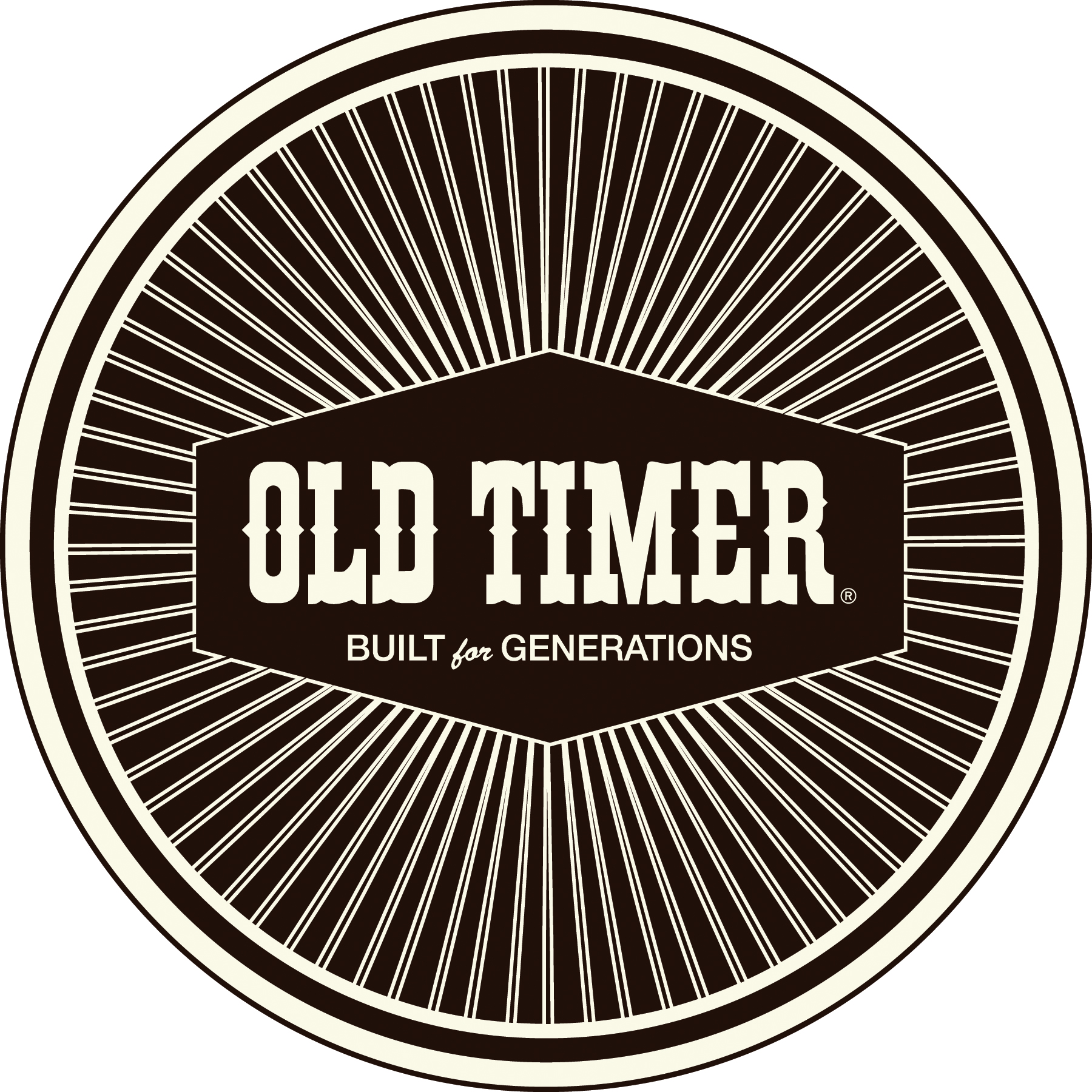 OTD1 - Schrade Old Timer Window Decal