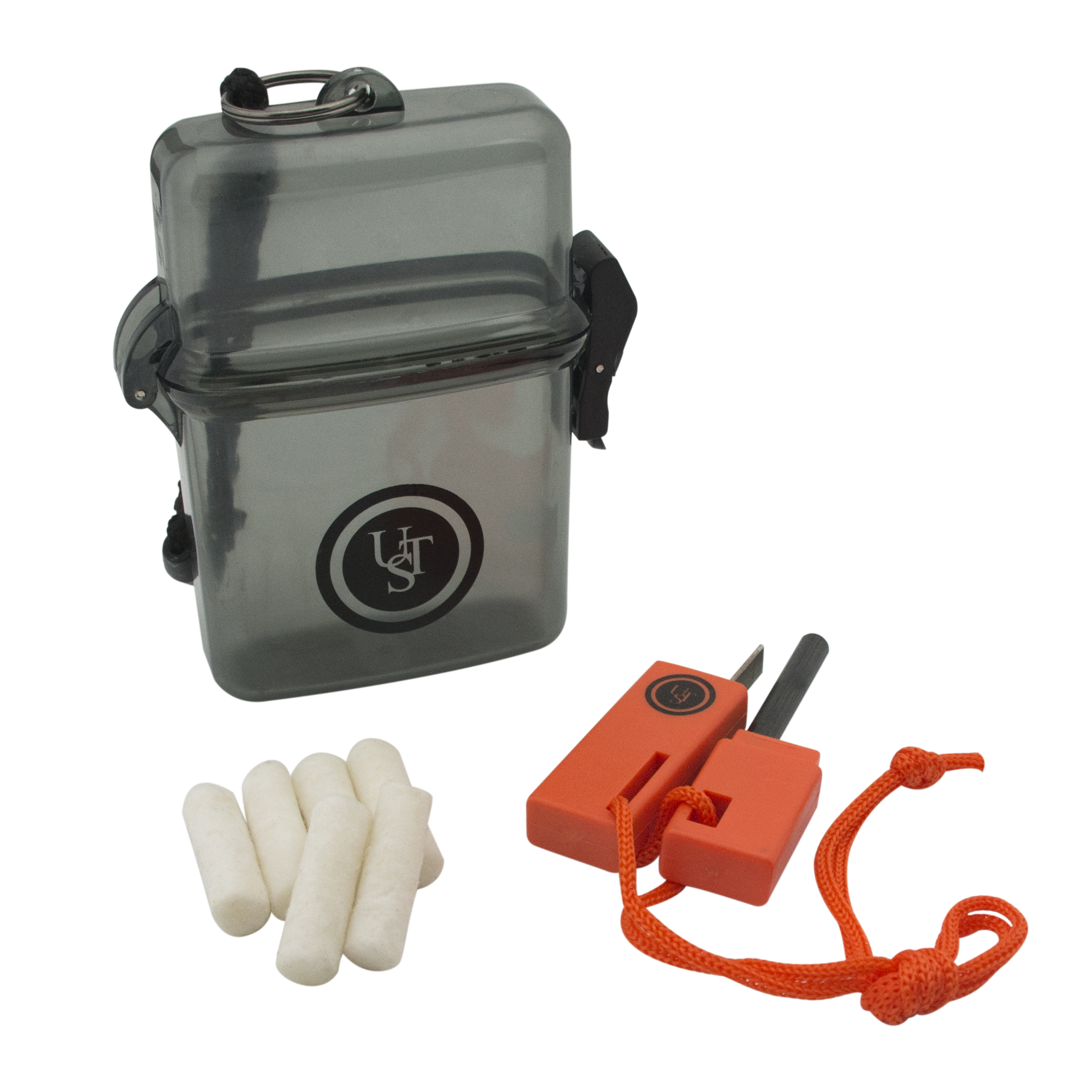 Watertight Survival Kit 1.0 UST Orange Ultimate Survival Technologies