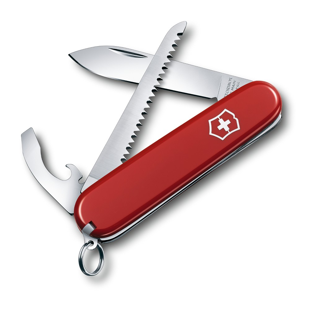 0.2313US2 - Victorinox, Walker Red, 84mm,