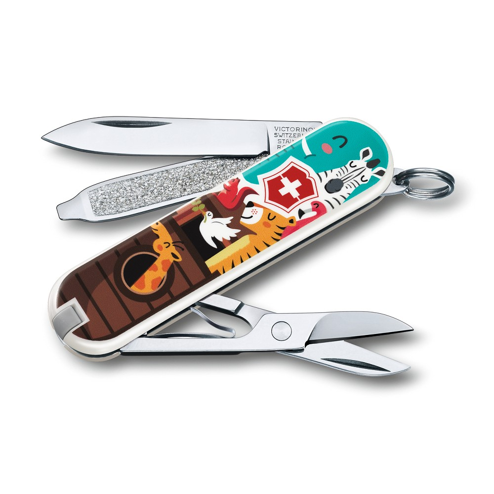 0 6223 L1703us2 Victorinox Limited Edition Cassic Sd The Ark