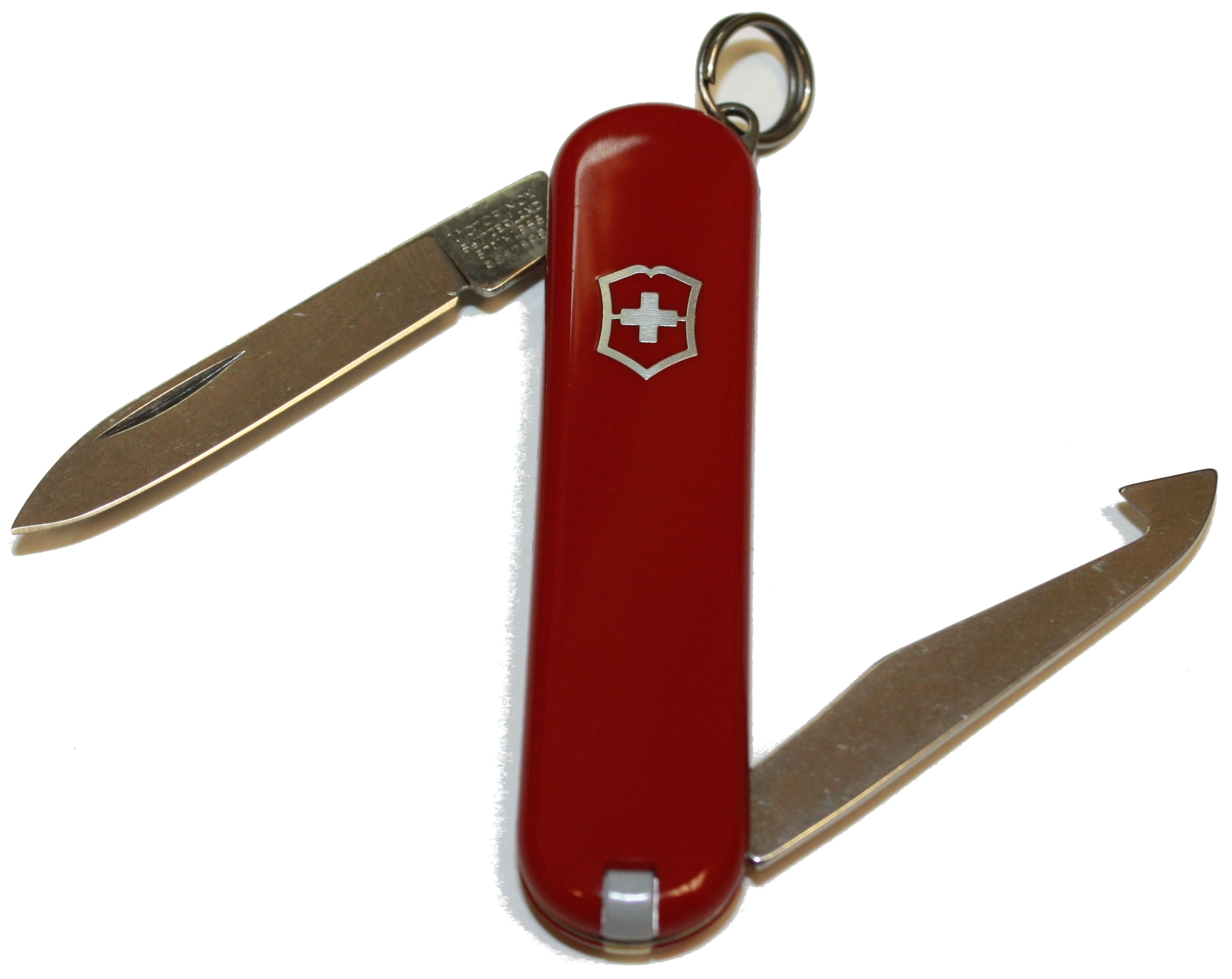 7931BOX - VICTORINOX Cut N Pick Red Boxed