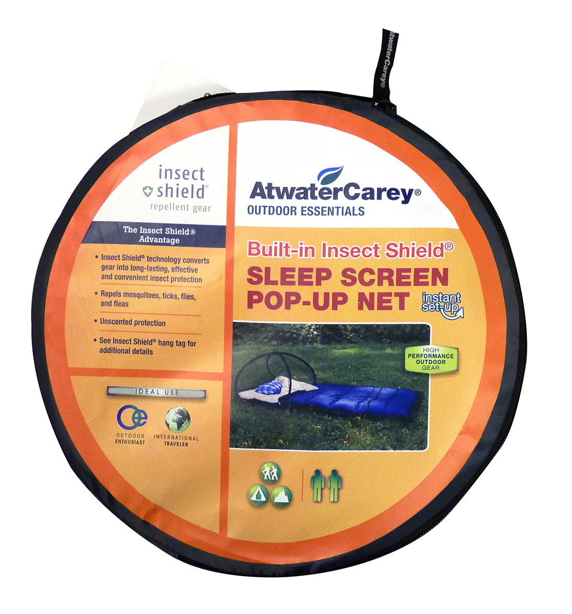 27201 - WPC Atwater Carey Pre Treated Dome Net