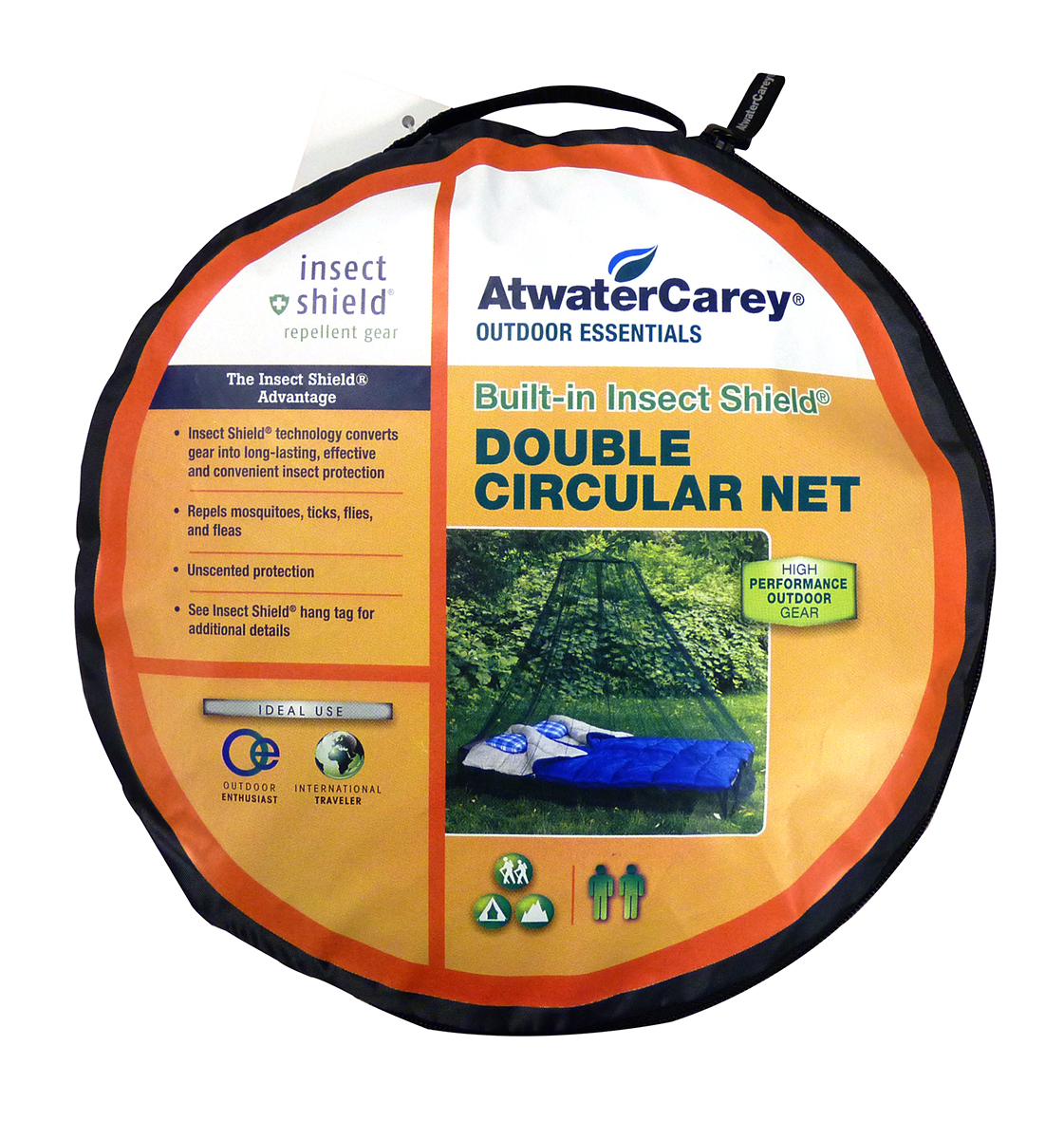 27301 - WPC Atwater Carey Pre Treated Dbl Circle Net