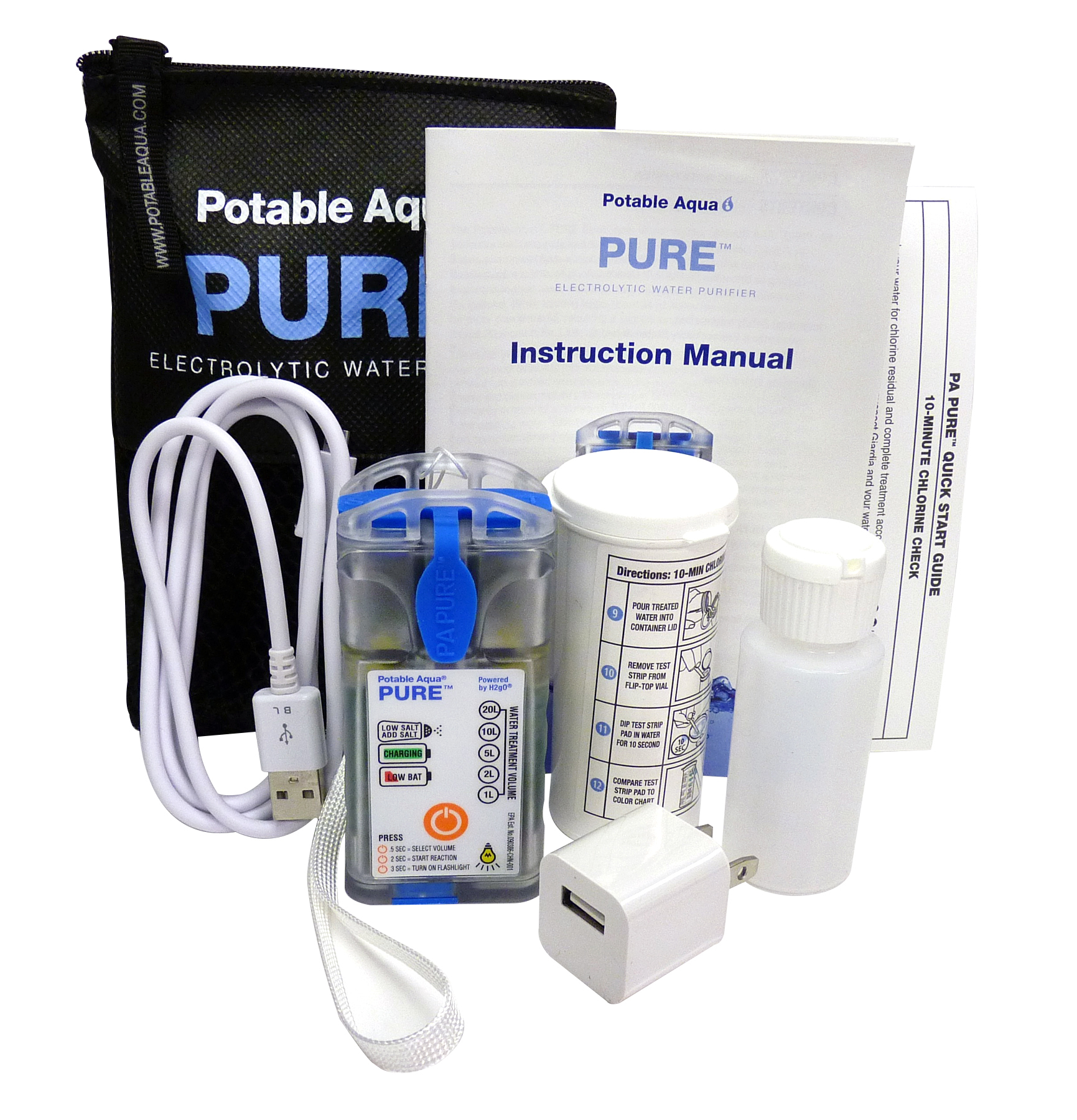 3061 - WPC Potable Aqua PURE Electrolytic Device