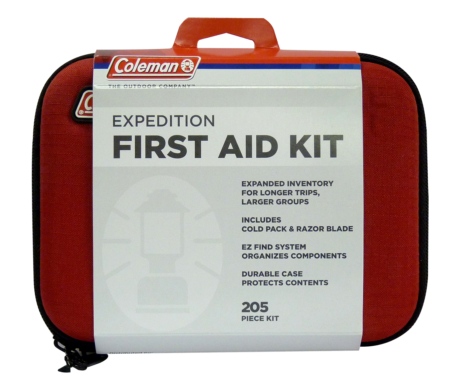 7604 - WPC Coleman Expedition First Aid Kit 2014