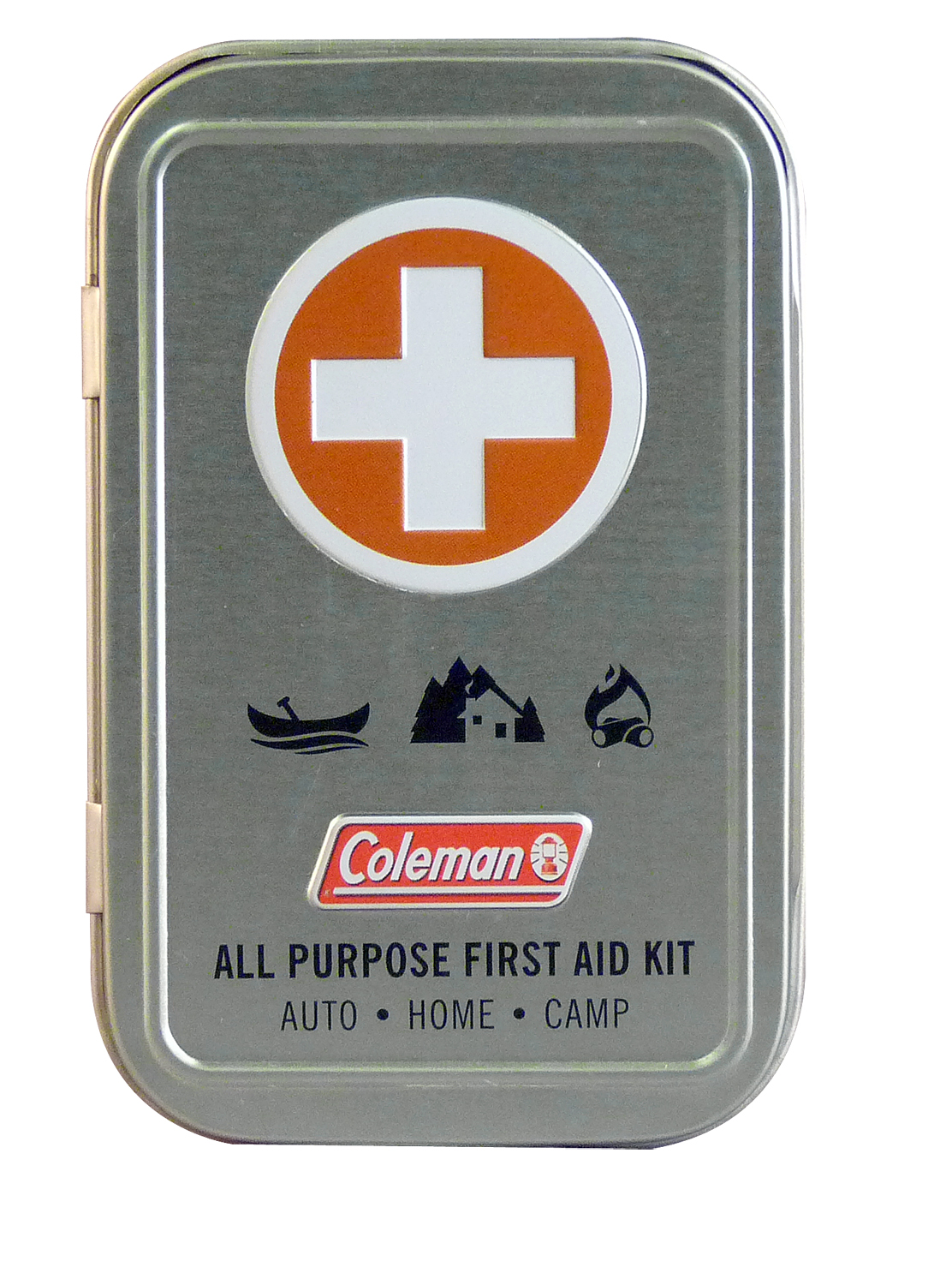 7605 - WPC Coleman All Purpose First Aid Tin
