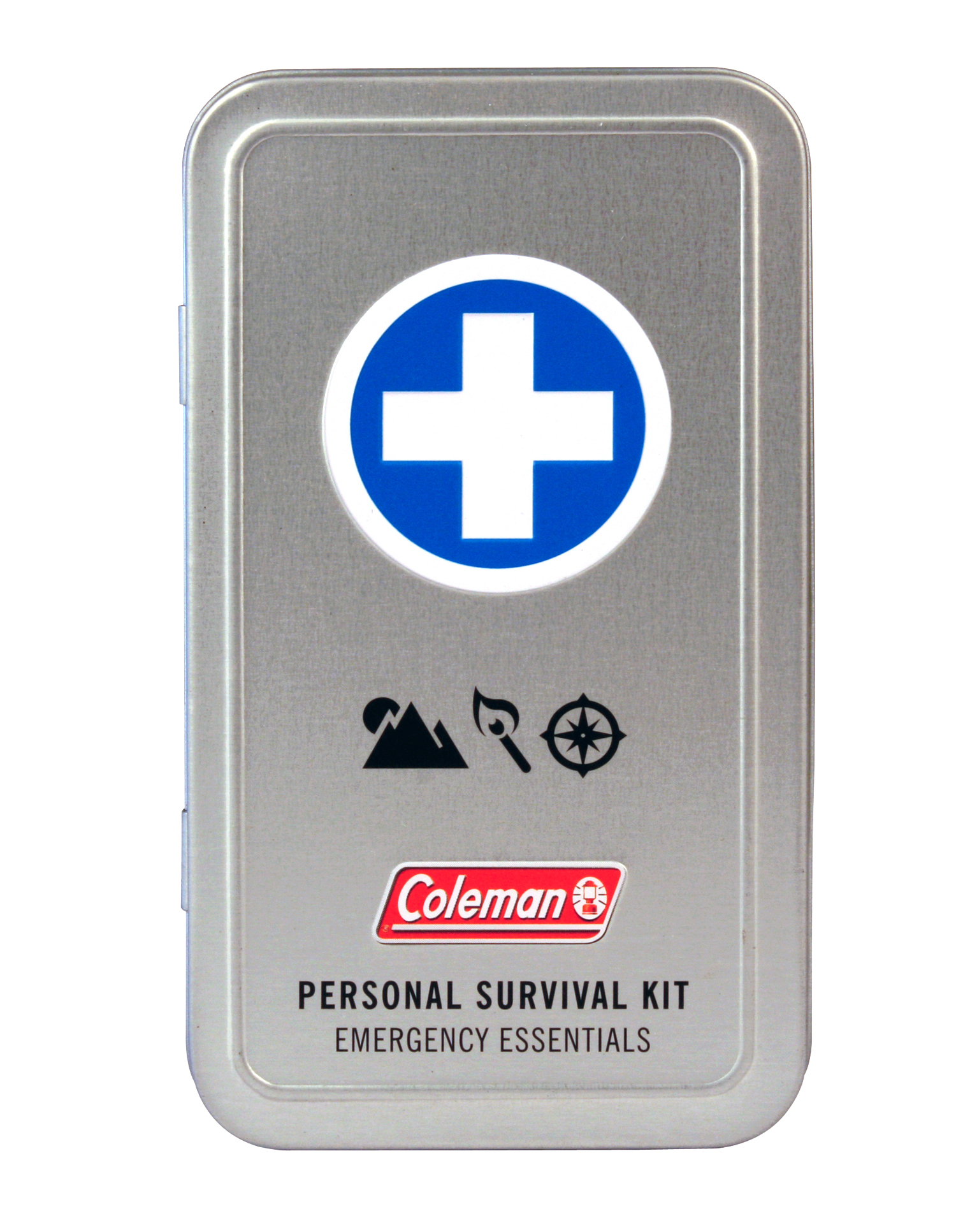 7607 - WPC Coleman Personal Survival First Aid Tin