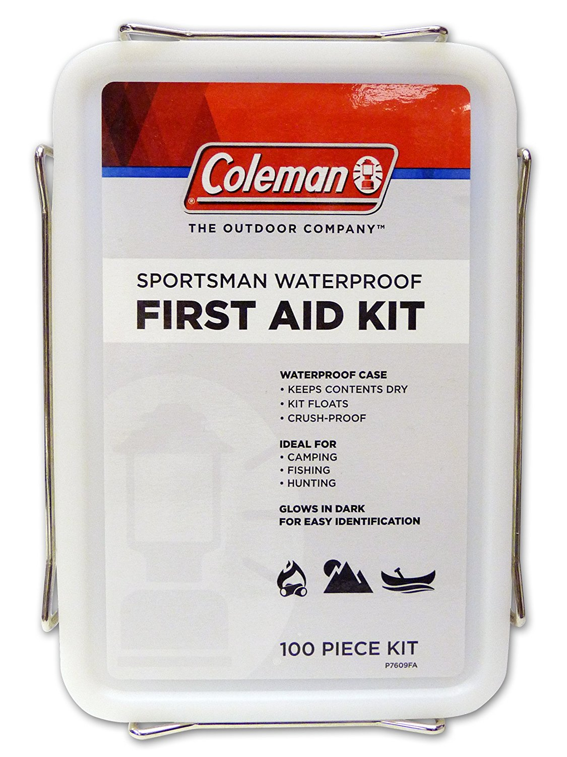 7609 - WPC Coleman Waterproof First Aid Kit
