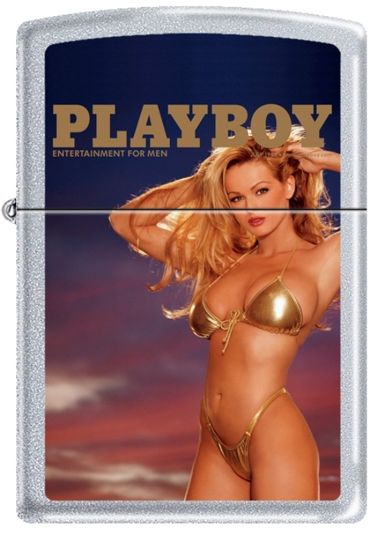 205CI009923 - Zippo Procut Playboy July 1999 Cover Windproof Lighter