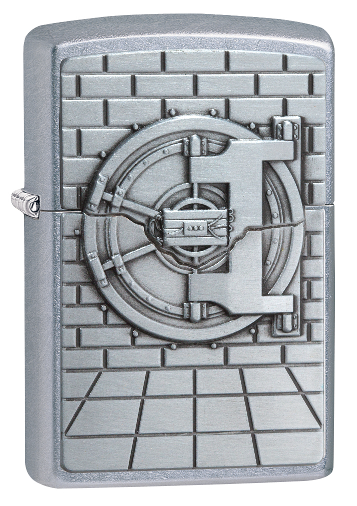 29555 - Zippo Safe w Gold Cash Surprise