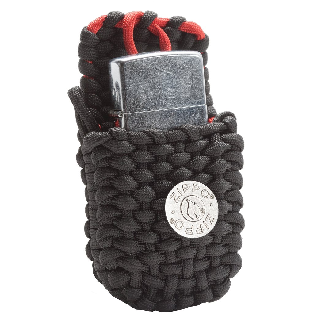 40472 - ZIPPO OUTDOOR Lighter & Paracord Pouch Set