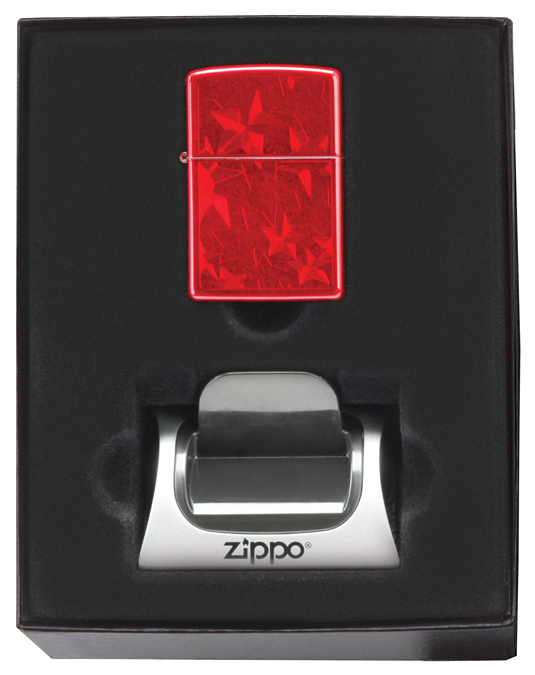MGSGK - ZIPPO Regular Gift Kit (Lighter Stand)