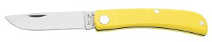 "C337 - BEAR 3 5/8"" YELLOW G10 FARM HAND"