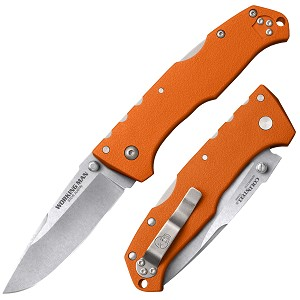 54NVRY - COLD STEEL Working Man Blaze Orange