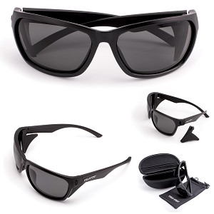 EW31MP - COLD STEEL Battle Shades Mark III (Matte Black, Polarized)