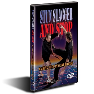 VDSC - COLD STEEL Stun, Stagger and Stop DVD
