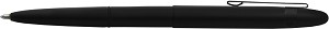 400BCL - FISHER Matte Black Bullet Space Pen w/ Clip Gift Boxed
