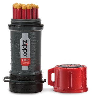 40483 - ZIPPO OUTDOOR Typhoon Match Kit