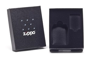 LPGSE - ZIPPO Lighter Pouch Gift Set EMPTY